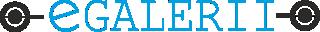 eGalerii – galerii, șine, perdele, draperii și rolete Logo
